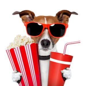 El cine como actividad de entretenimiento