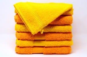 toallas de baño