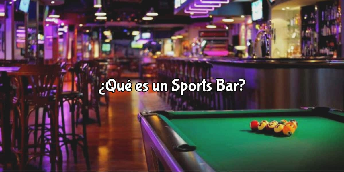 Sports Bar, ¿qué es?