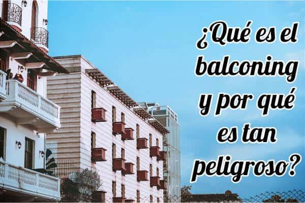 ¿Qué es el balconing y por qué es tan peligroso?